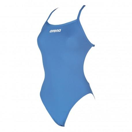 Strój kąpielowy Arena Solid Swim Tech (ryl-wh,r.40)