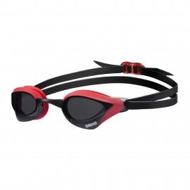 Okularki pływackie Arena Cobra Core (smoke-red)