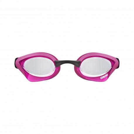 Okularki pływackie Arena Cobra Core (clear-pink)