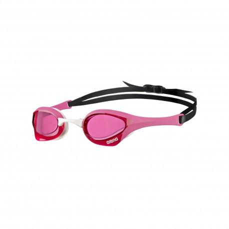 Okularki pływackie Arena Cobra Ultra (pink-white)