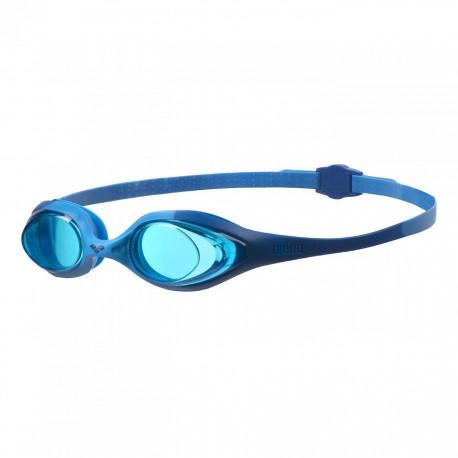 Okularki Arena Spider JR  (Blue Light Blue)