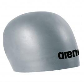 Czepek Arena 3D race (black-silver, rozm.M)